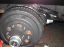 a new electric drum brake