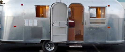 1965 Safari Trailer